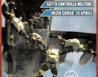 VOGHERA 17/04/2018: Parte il corso 2018 di paracadutismo dell'Associazione Nazionale Paracadutisti d'Italia