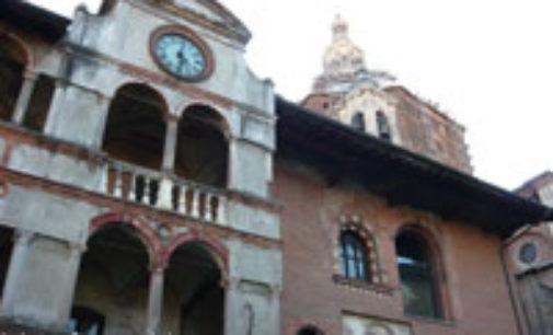 PAVIA 09/04/2018: Cultura. Sabato e Domenica visite guidate a Santa Maria in Betlem e al Broletto