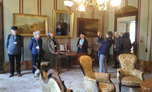 """PAVIA 19/04/2018: """"Cittadini a Palazzo Malaspina"""". Successo per le visite guidate al Palazzo del Governo. Si riapre il 28"""