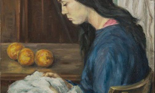 VOGHERA 04/04/2018: Pittura. Alla Sala Pagano la mostra antologica di Maria Teresa Marchetti