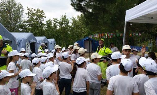 S.M. DELLA VERSA 17/05/2018: Tanti i ragazzi partecipanti. Successo per il campo organizzato dagli Autieri Oltrepo