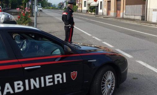 STRADELLA 21/05/2018: Tira un pugno un faccia ad una ragazza e aggredisce i carabinieri accorsi. Denunciato 41enne