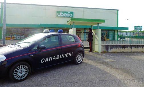 """CODEVILLA 01/05/2018: Rubata in Oltrepo l'""""ariete"""" usata per sfondare e svaligiare un negozio a Mortara"""