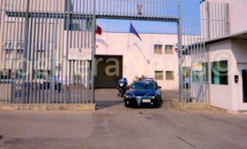 VOGHERA 05/05/2018: Il magistrato e scrittore Gianrico Carofiglio incontra i detenuti del carcere