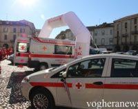 VOGHERA 23/05/2018: Abiti vintage e motori d'epoca per aiutare la Croce Rossa. A giugno la manifestazione in piazza Duomo