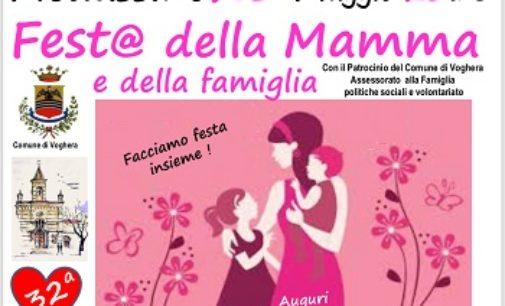 VOGHERA 16/05/2018: Domenica a Medassino la Festa della Mamma
