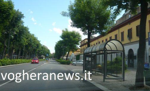 VOGHERA 08/05/2018: Ragazzino investito in via Gramsci. L'automobilista scappa. La polizia locale a caccia del fuggitivo