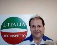 VOGHERA 29/05/2018: Troppi nuovi centri commerciali. L'Italia del Rispetto protesta
