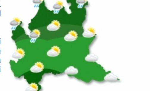 VOGHERA 10/05/2018: Meteo. Ancora variabilità. Sabato buono. Domenica instabile