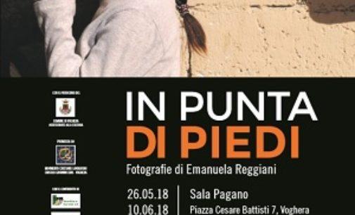 VOGHERA 16/05/2018: In ricordo di Emanuela Reggiani. Una mostra fotografica alla sala Pagano… ma anche fuori…
