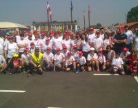 VOGHERA 29/05/2018: Associazioni. Grande successo per la nona edizione della PedalAVIS
