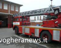 VOGHERA 05/06/2019: Autoscala dei Pompieri. Il movimento L'Italia del Rispetto annuncia una petizione per fornire Voghera (e tutto l'Oltrepo) del mezzo di soccorso che oggi manca