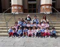VOGHERA 14/05/2018: Per la scuola dell'infanzia di Torremenapace un giorno al Museo di MiIano