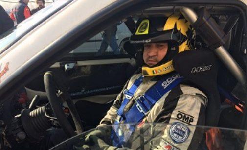 """SALICE TERME 09/05/2018: Andrea """"Tigo"""" Salviotti al via al Rally 4 Regioni"""