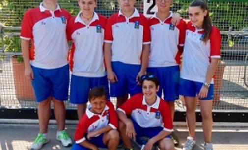 STRADELLA 06/06/2018: Bocce. Bella impresa sportiva da parte del 15enne Mattia Guarnaschelli