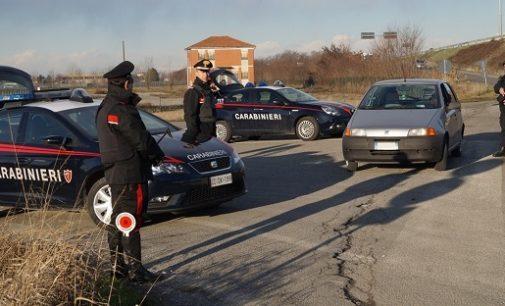 CASTEGGIO 25/06/2018: Si era rifugiata in Oltrepo la scippatrice primula rossa di Rimini. Presa dai carabinieri