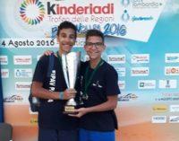 PAVIA 23/06/2018: Giovanile di Beach Volley. Consonni-Limoncini primi nell'edizione 2018 del Trofeo delle Province