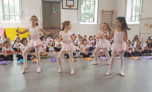 VOGHERA 11/06/2018: Scuola. Il saggio finale di canto e flauto alla De Amicis