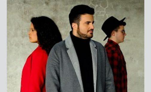 VOGHERA 06/06/2018: Musica. Marco Cignoli, Leslie e Luca: tre pavesi nella hit parade europea