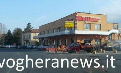 VOGHERA 11/06/2018: Nuova rotonda tra via Barenghi e via Carlo Emanuele III. Domani l'affidamento dell'area alla ditta. Poi i lavori