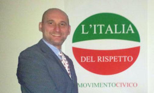 BRESSANA 25/07/2018: Candidato sindaco dell'Italia del Rispetto anche a Bressana