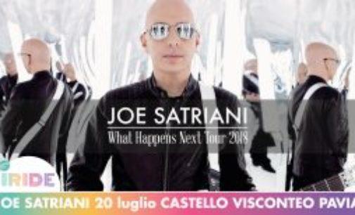 PAVIA 21/07/2018: Il Nubifragio fa annullare il concerto di Satriani. Niente rimborso ma concerto gratis a Padova o a quello di Bregovic