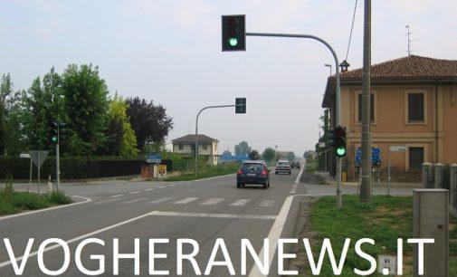 BRESSANA CASTEGGIO 24/07/2018: Asfaltature. Da domani possibili disagi sulla Sp35 tra Casatisma e di Bressana