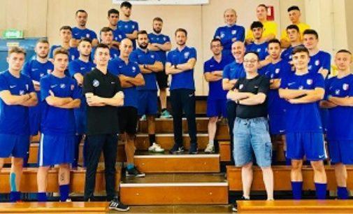 PAVIA 30/07/2018: Calcio a 5. A settembre al Palasport uno Stage in preparazione alla Coppa del Mondo AMF
