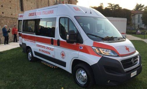 VOGHERA 27/07/2018: Uomo ferito soccorso in San Rocco. Un 30enne soccorso anche in via XX Settembre