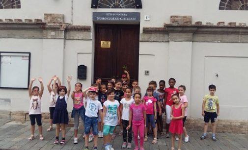 """VOGHERA 02/07/2018: All'Istituto De Amicis il progetto """"R…Estate a Scuola!"""""""