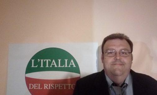 VOGHERA 02/07/2018: Silvano Villani di Corana entra nel movimento l'Italia del Rispetto