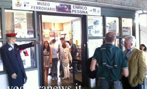 """VOGHERA 11/07/2018: E' nata l'associazione Amici del Museo ferroviario """"Enrico Pessina"""". Carbone Presidente. Cicciò Direttore. Aperto anche il tesseramento per sostenere la struttura"""