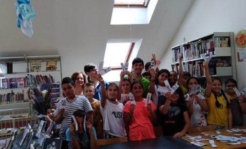 """VOGHERA 16/07/2018: Alla Pascoli scuola aperta anche in luglio. 50 i ragazzi che hanno partecipato al progetto """"R…Estate a scuola!"""""""