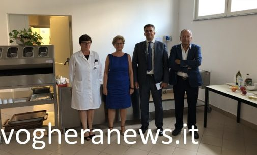 """VOGHERA 27/07/2018: La Mensa ospedaliera chiusa per inagibilità dell""""Ex Op rinasce all'interno della Pezzani. Firmato oggi l'accordo"""