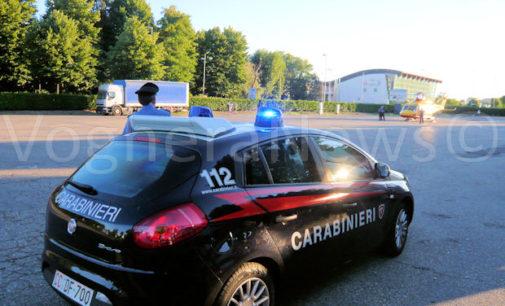 VOGHERA 25/07/2018: Furti casa. I responsabili arrivavano dal milanese. I carabinieri li scoprono e li denunciano