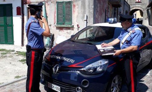 BOSNASCO 21/08/2020: Carabinieri arrestano due donne per furto con destrezza