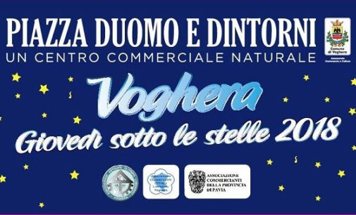 """VOGHERA 12/07/2018: Stasera secondo appuntamento di Voghera Sotto le stelle. In Piazza Duomo il concerto lirico della Polifonica """"Gavina"""". Tutto il programma"""