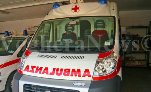 VOGHERA 31/07/2019: Vogherese ferito in un incidente sul lavoro verificatosi lunedì a Siziano