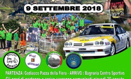 GODIASCO BAGNARIA 05/09/2018: Domenica il 1° Raduno di Auto Storiche in Valle Staffora