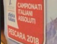 VOGHERA 12/09/2018: Atletica leggera. I Campionati Italiani Assoluti a Pescara
