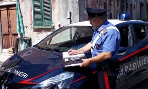 MEZZANINO 13/09/2018: Minacce con il coltello per l'immondizia. Denunciato 26enne di Verrua