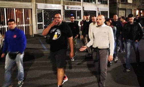 """VOGHERA 30/09/2018: Casapound avvia le """"Passeggiate per la sicurezza"""". """"Restituiremo ai vogheresi la loro città"""""""