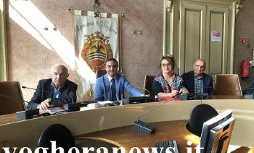 """VOGHERA 07/09/2018: Presentata in Comune la 2° """"Sagra del peperone di Voghera"""""""