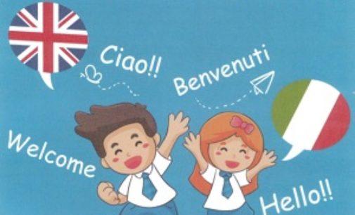 """VOGHERA 05/09/2018: Scuola. Da quest'anno l'istituto Sacra Famiglia attiva il """"Bilinguismo"""""""