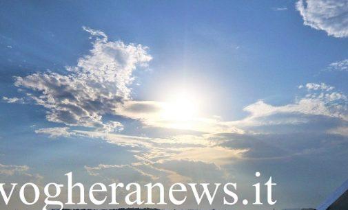 PAVIA 07/07/2020: Il sole a picco fa scattare l'allarme Ozono in Regione. A Pavia sfiorata la soglia d'attenzione