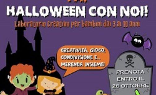 VOGHERA 25/10/2018: Halloween. Domenica il laboratorio creativo del Fai per i bambini