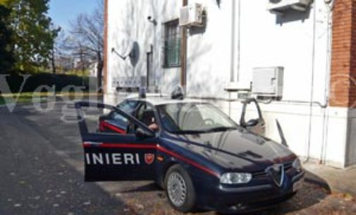 BRONI 16/05/2020: Scorrazzava a bordo di un'auto rubata al Ministero di Gustizia. Arrestato dai carabinieri