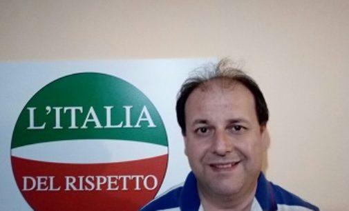 PINAROLO PO 10/10/2018: Odori dal depuratore. L'Italia del Rispetto appoggia la protesta di Rodolfo Guerra