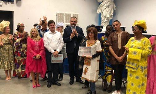 LUNGAVILLA 29/10/2018: Serata di cori per il Togo: un ponte di solidarietà con Lomè