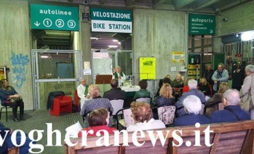 VOGHERA 30/10/2018: Al Museo Pessina la Messa per la Festa del Pensionato delle Ferrovie